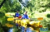 The Czarna Hancza River and Augustow Canal - 6 days kayaking, organized